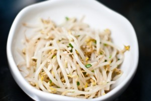 bean sprouts paleo