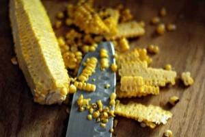 is corn paleo