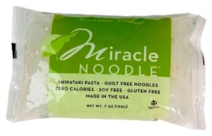 ARE SHIRATAKI NOODLES PALEO?