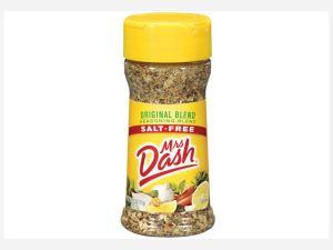 ARE MRS. DASH SEASONING BLENDS PALEO