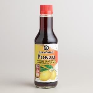 IS PONZU SAUCE PALEO?