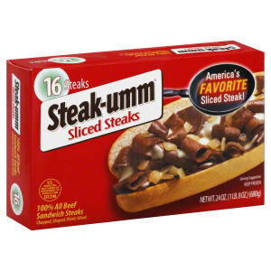 IS STEAK UMM PALEO?