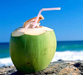 IS COCONUT WATER PALEO?
