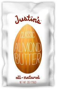 IS JUSTIN'S ALMOND BUTTER PALEO?