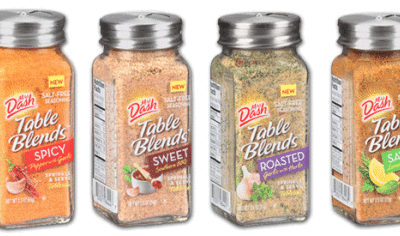 ARE MRS. DASH TABLE BLENDS PALEO?