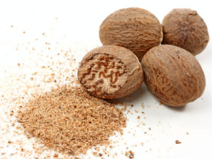 IS NUTMEG PALEO?