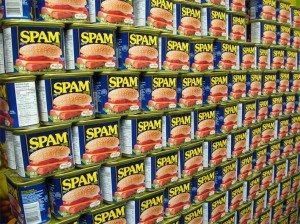 IS SPAM PALEO?