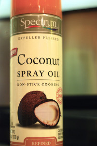 IS COCONUT OIL COOKING SPRAY PALEO?